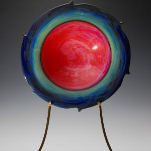 The sun plate